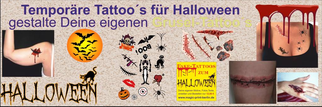 Online Shop Halloween